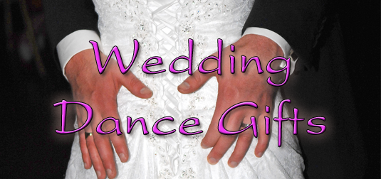 link to wedding dance gifts